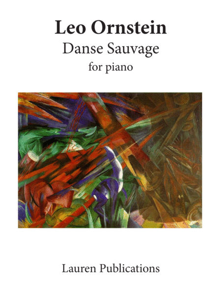 Danse Sauvage Op. 13, No. 2