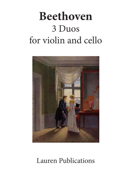 Three Duos for Violin and Cello