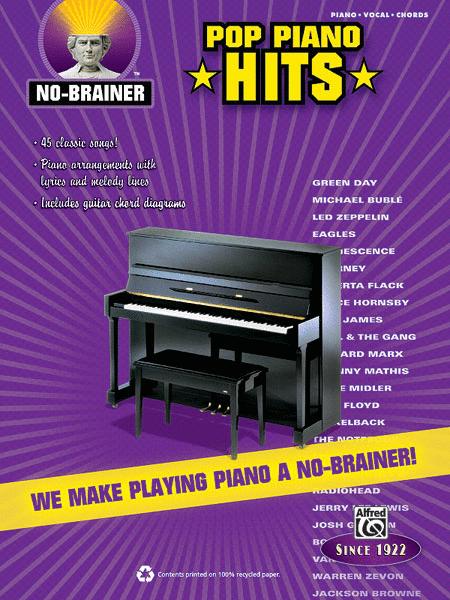 No-Brainer Pop Piano Hits