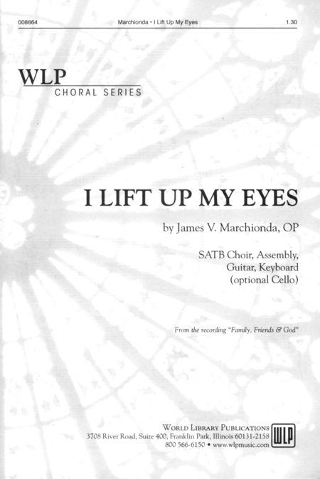I Lift Up My Eyes