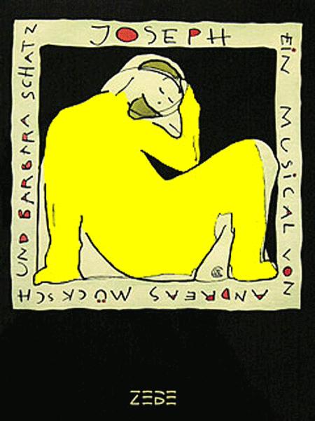 Joseph, Chorpartitur