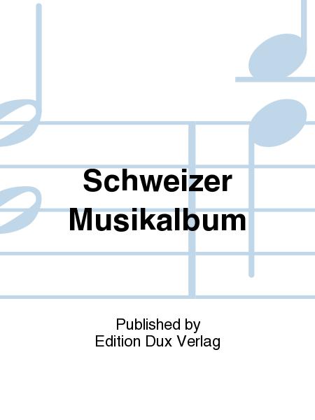 Schweizer Musikalbum