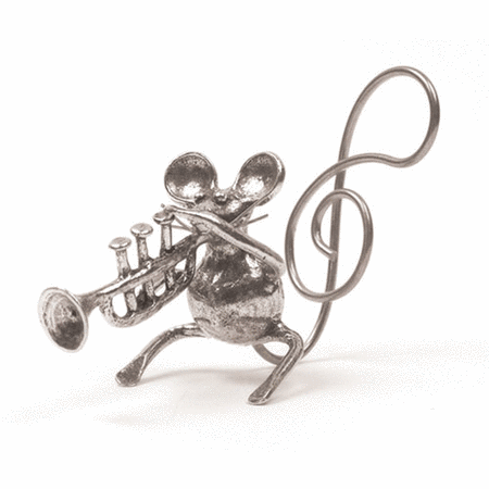 Mouse Musicians - trumpet