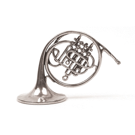 Decoration - french horn