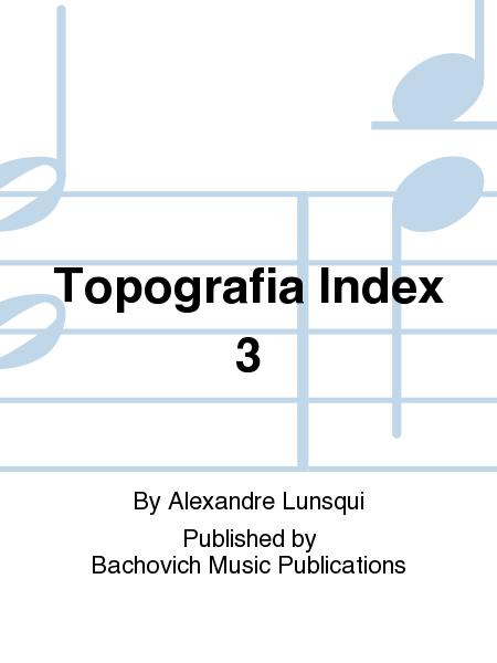 Topografia Index 3