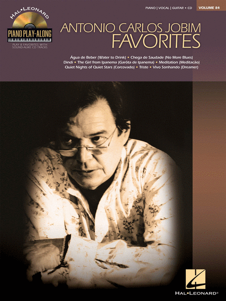 Antonio Carlos Jobim Favorites