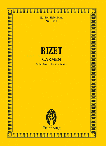 Carmen - Suite No. 1 for Orchestra
