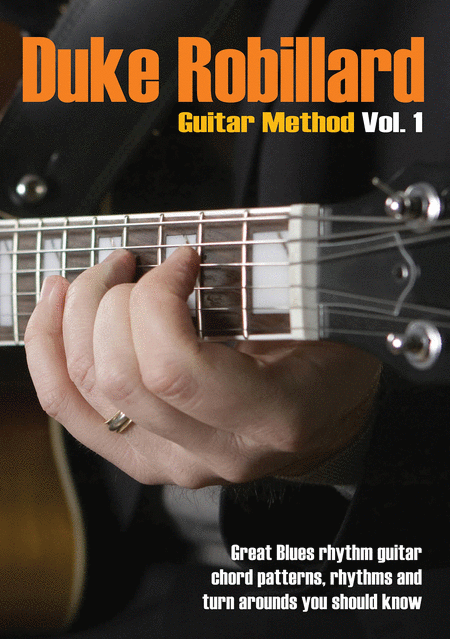 Duke Robillard - Guitar Method, Volume 1