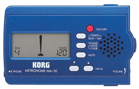 Korg MA-30 Solo Digital Metronome