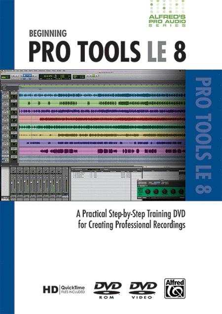 Alfred's Pro Audio -- ProTools LE 8