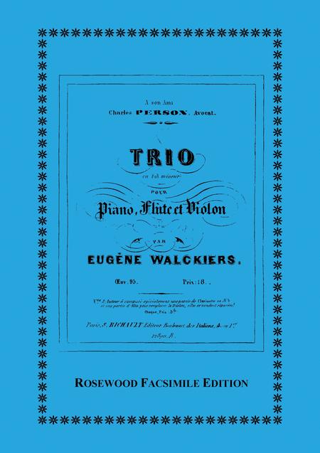Trio, Op. 95