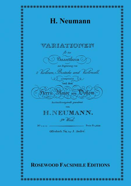 Variations, Op. 9