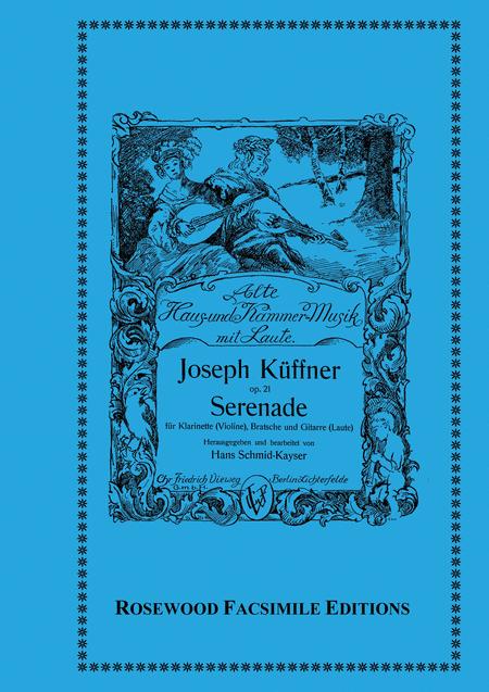 Serenade, Op. 21