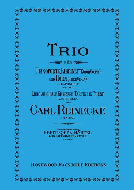Trio, Op. 274