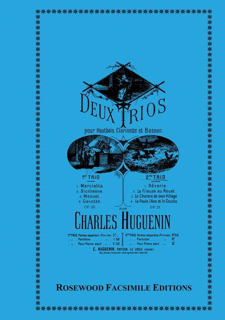 Trio, Op. 31