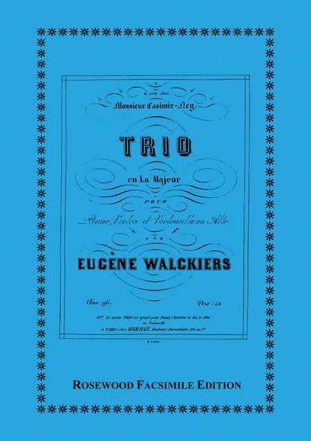 Trio, Op. 96