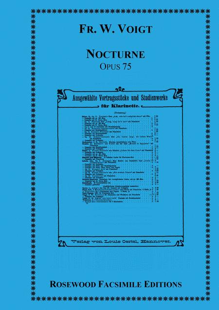 Nocturne, Op. 75