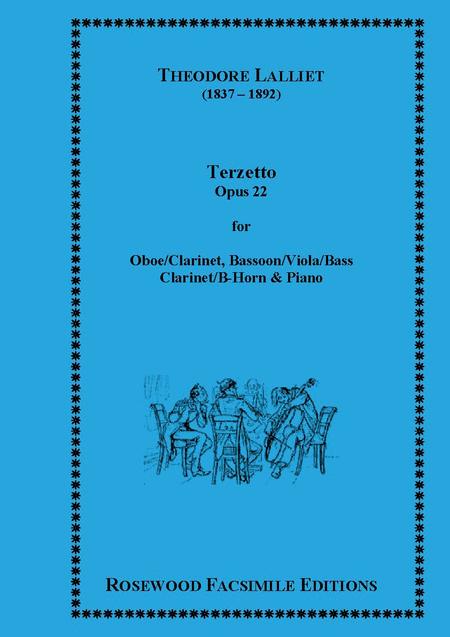 Terzetto, Op. 22
