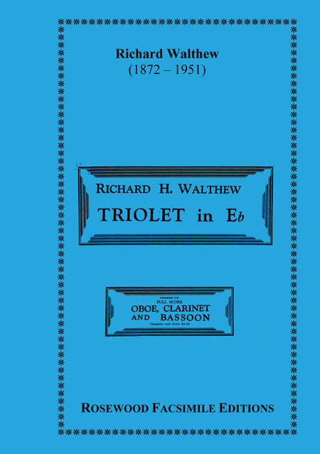 Triolet in Eb