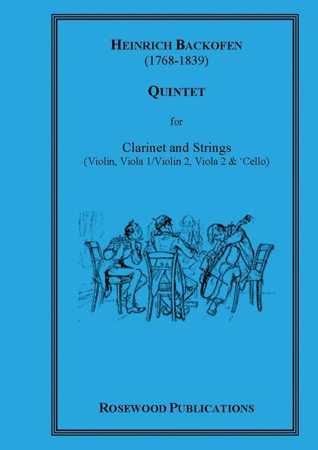 Quintet, Op. 15