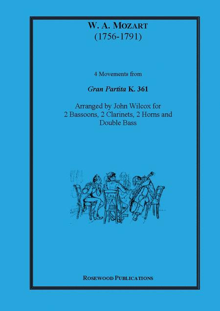 Septet - 4 Movements from the Gran Partita K.361