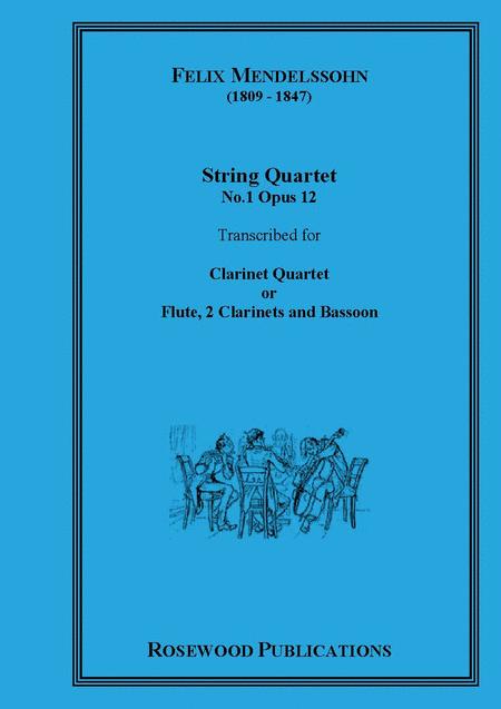 Quartet, Op. 12