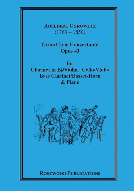 Trio, Op. 43