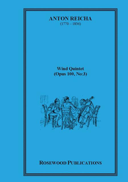 Wind Quintet, Op. 100, No. 3