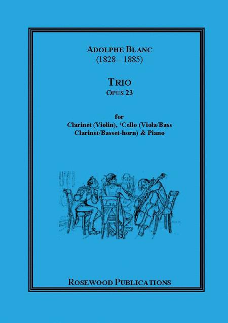 Trio, Op. 23