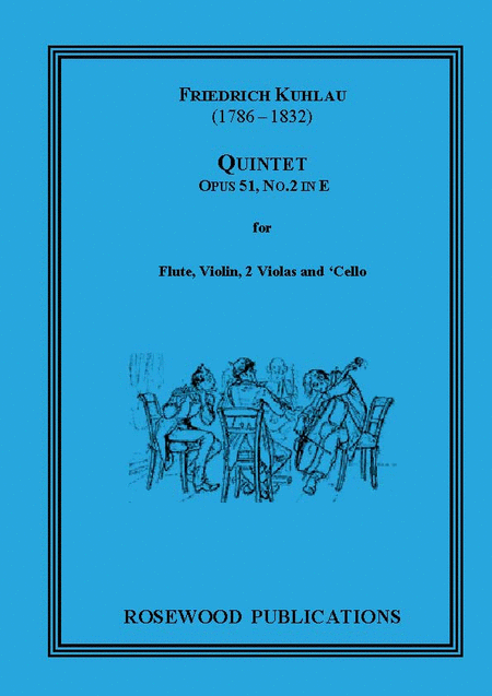 Quintet in E, Op. 51
