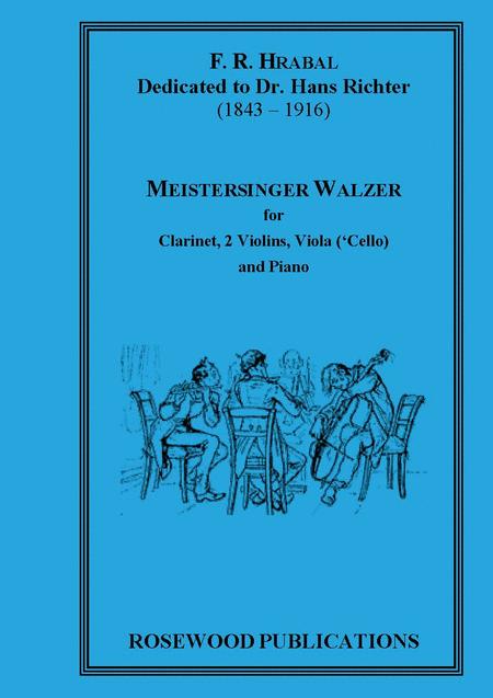 Meistersinger Walzer (Waelzer Walzer)