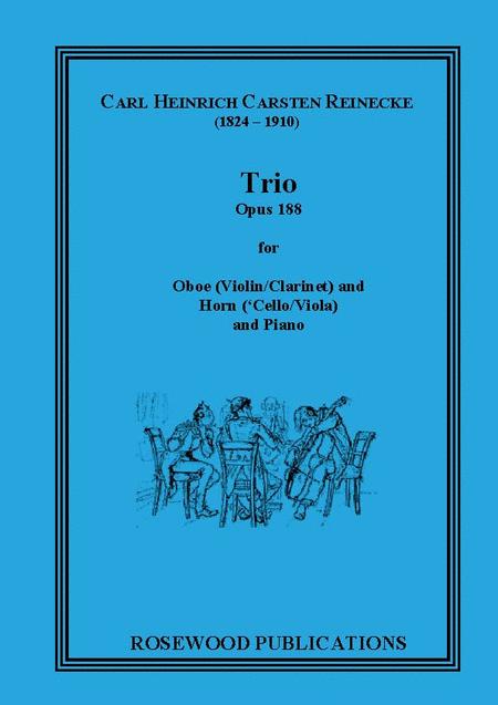 Trio, Op. 188