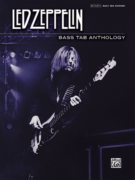 Led Zeppelin -- Bass TAB Anthology