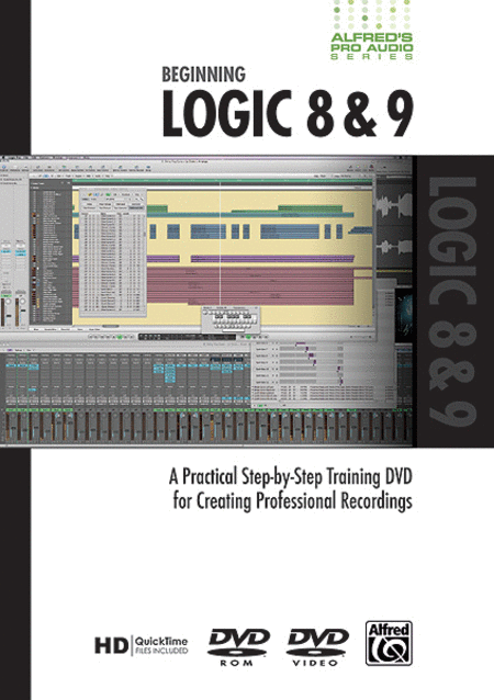 Alfred's Pro Audio -- Logic Express/Logic