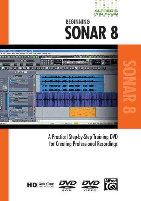 Alfred's Pro Audio -- Sonar