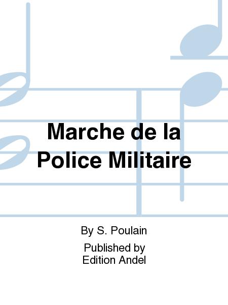 Marche de la Police Militaire