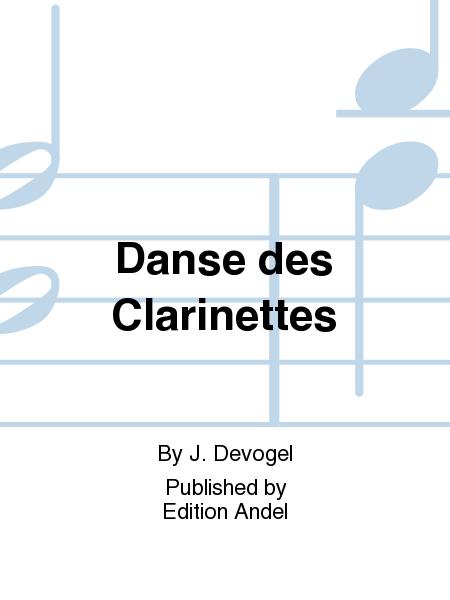 Danse des Clarinettes