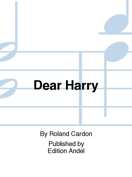 Dear Harry