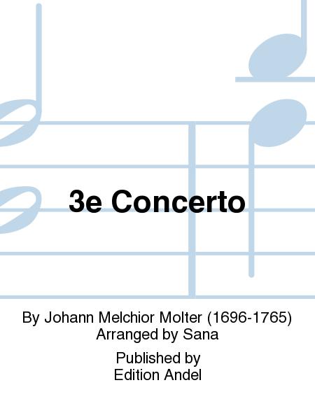 3e Concerto