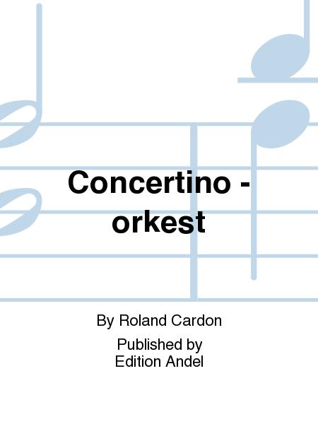 Concertino - orkest