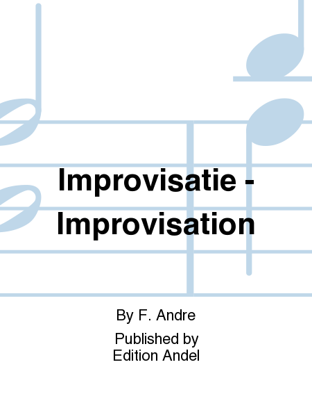 Improvisatie - Improvisation