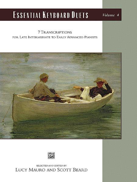 Essential Keyboard Duets, Volume 4
