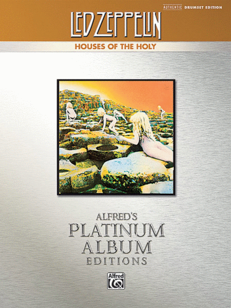 Led Zeppelin -- Houses of the Holy Platinum Drums