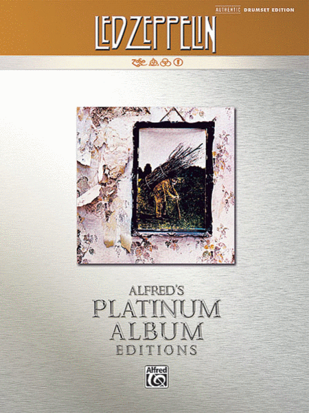 Led Zeppelin -- IV Platinum Drums