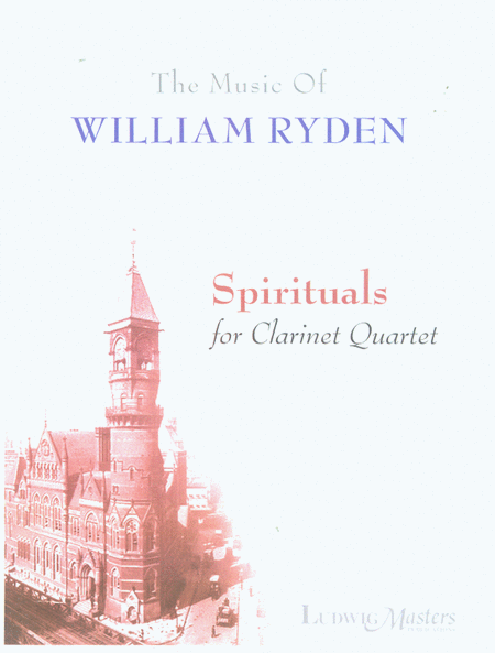 Spirituals for Clarinet Quartet