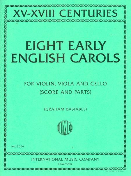 Eight Early English Carols