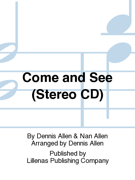 Come and See (Stereo CD)