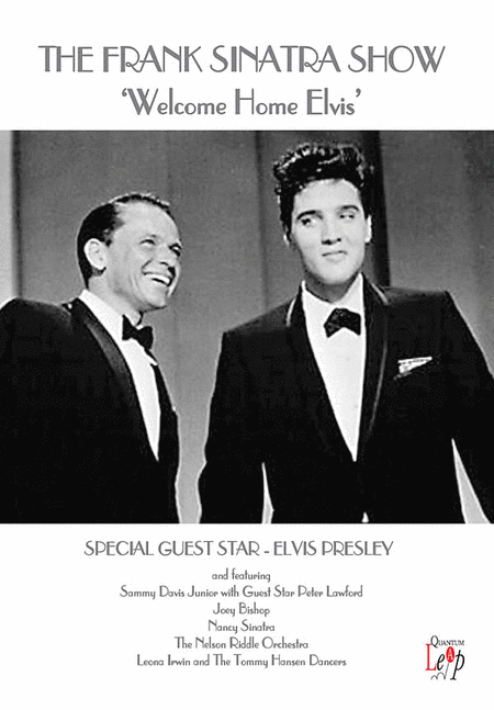 The Frank Sinatra Show Welcome Home Elvis Dvd