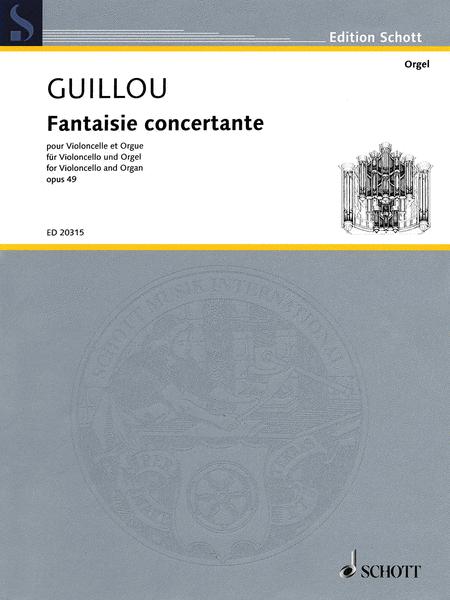 Fantaisie Concertante, Op. 49