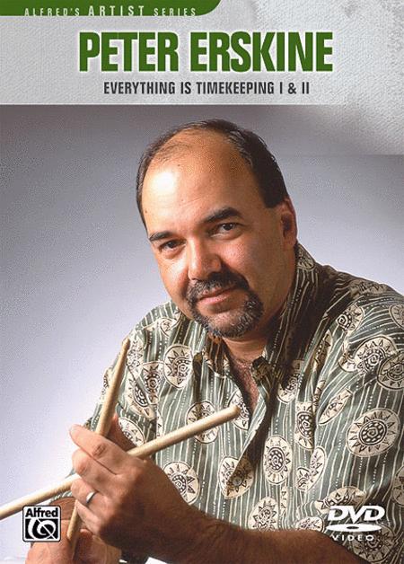 Peter Erskine -- Everything Is Timekeeping